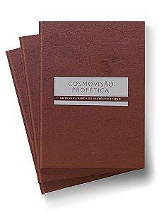 Kit 3 Cosmovisão Profética - K3-CP01