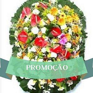 Coroa de Flores BR-07 Extra Grande