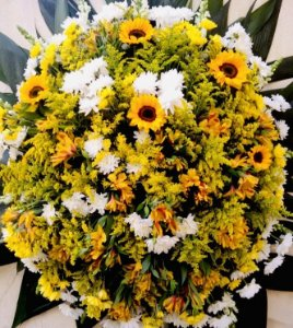 Coroa de Flores  Br Especial