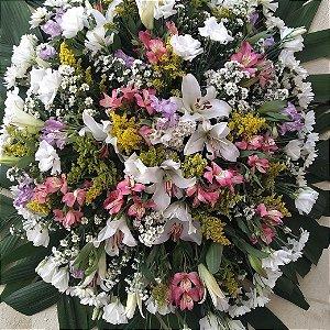 Coroa de Flores Br Diversas