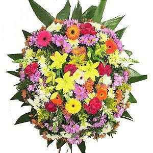 Coroa de Flores Morumbi BR
