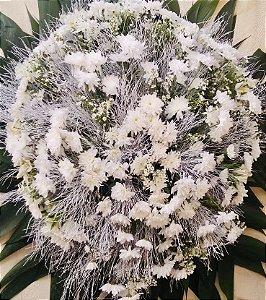Coroa de Flores Cemitério Curuça