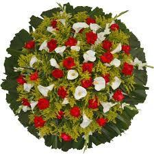 Coroa de Flores Senhora Mulher