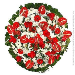 Coroa de Flores Crematório Vila Alpina