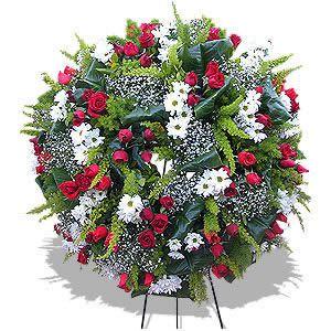 Coroa de Flores Floricultura