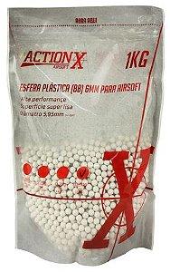Munição de Airsoft Action-X 0.30g