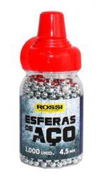 Esfera de Aço 4.5mm -  Rossi - 1000 Unidades