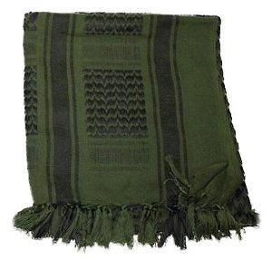 Shemagh/ Lenço Tático - NTK (Verde)