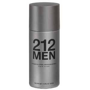 212 CH MEN Desodorante 150ml