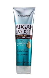 Argan Smooth Moisture Rich - Condicionador 250ml