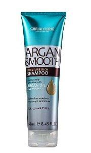 Argan Smooth Moisture Rich - Shampoo 250ml
