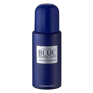 Blue Seduction Men Desodorante 150ml