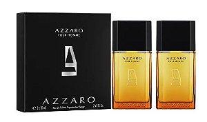 Coffret Azzaro Pour Homme EDT - 2 Perfumes de 30ml