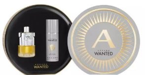Coffret Azzaro Wanted Gift Masculino EDT 100ml + Desodorante 150ml