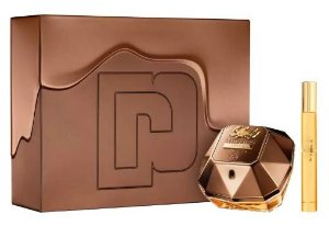 Coffret Lady Million Privé EDP 80ml + Travel Size 10ml