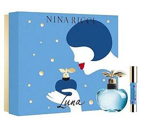 Coffret Nina Luna EDT + Batom
