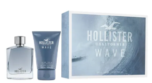 Coffret Wave For Him EDT 100ml + Gel de Banho 100ml