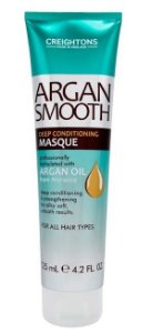 Creightons Argan Smooth Deep Moisture Conditioner - Máscara Capilar - 125ml