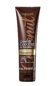 Crème de Coconut & Keratin Moisturising - Shampoo 250ml