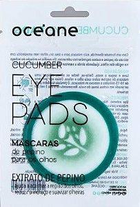 Cucumber Eye Pads - Máscara de Pepino para os Olhos