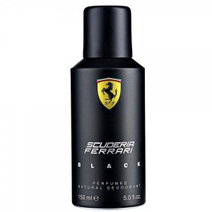 Ferrari Scuderia Black Desodorante Spray 150ml