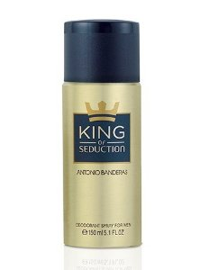 King Of Seduction Absolute Desodorante 150ml