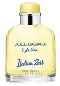 Light Blue Italian Zest Masculino  EDT