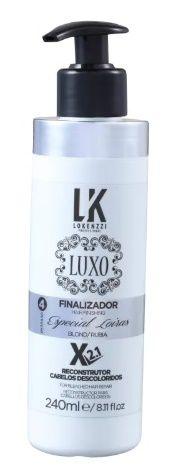 Lokenzi Luxo - Finalizador 240ml