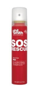 SOS Rescue Hot Iron Mist - Protetor Térmico 75ml
