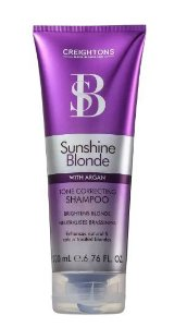 Sunshine Blonde Tone Correcting - Shampoo 200ml