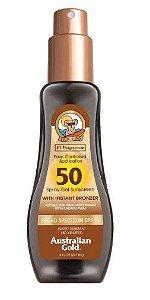 Protetor Solar em Spray SPF 50