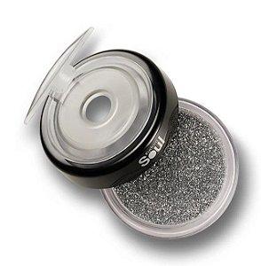 Puro Glitter Multifuncional Prata