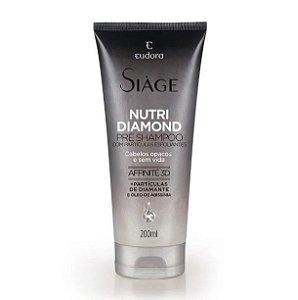 Pré-Shampoo Nutri diamond 200ml