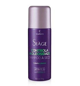 Shampoo a Seco Controla a Oleosidade