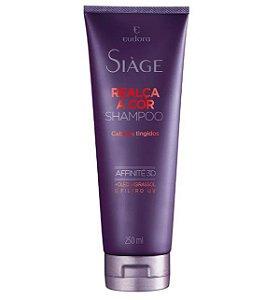 Shampoo Realça Cor - Cabelos Tingidos