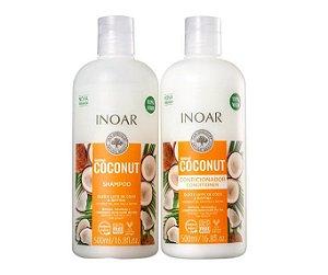 Kit Bombar Coconut Duo - Shampoo e Condicionador