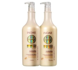 Kit Absolut DayMoist - Shampoo 1L e Condicionador 1L