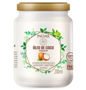 Óleo De Coco Virgem - 200ml