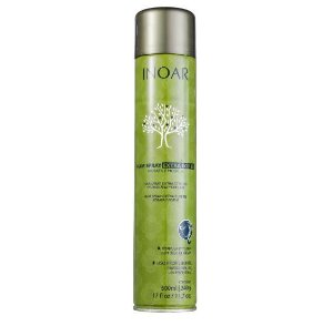 Argan Oil - Spray Fixador Extra Forte 500ml