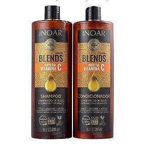 Kit Blends - Shampoo 1L e Condicionador 1L