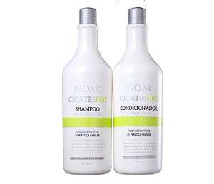 Kit Cicatrifios - Shampoo 1L e Condicionador 1L