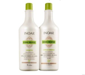 Kit Herbal Solution Profissional - Shampoo 1L e Condicionador 1L