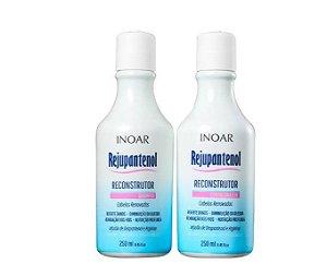 Kit Rejupantenol - Shampoo 250ml e Condicionador 250ml