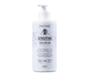 Sensitine - Condicionador Co-Wash 400ml