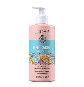 Meu Cacho, Meu Crush - Pré-Shampoo 400ml