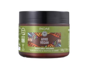 Afro Vegan - Máscara 500g