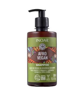 Afro Vegan - Shampoo 300ml