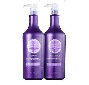 Kit Absolut Speed Blond - Shampoo 1L e Condicionador 1L
