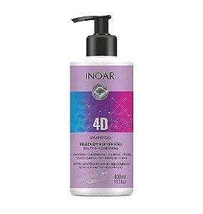 4D Shampoo -  400ml