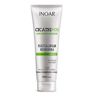 Inoar Cicatrifios Shampoo Bisnaga 240g